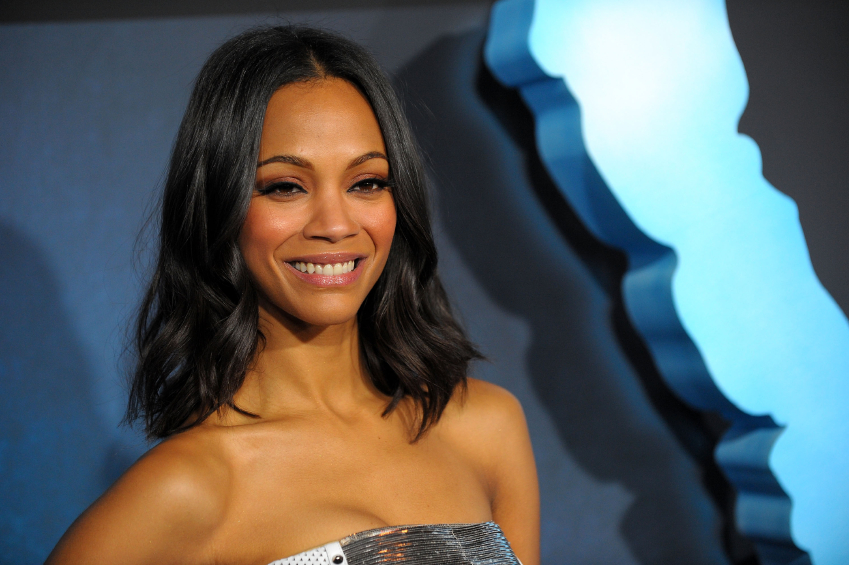 The sexist reason why Zoe Saldana was hired in a movie