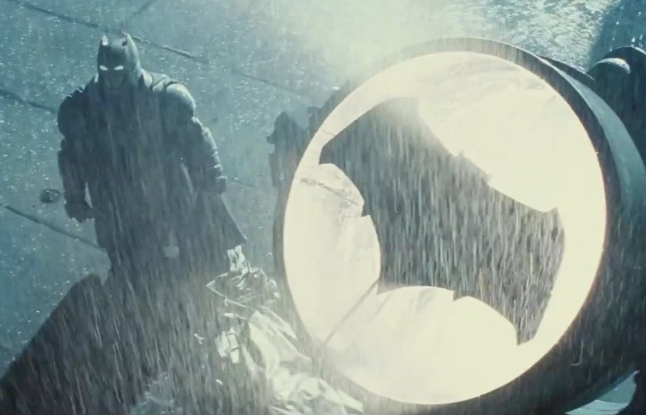 The 'Batman vs. Superman' trailer is here and yes, we get to see Wonder Woman in it