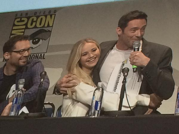 Hugh Jackman says goodbye, and other things we learned at the 'X-Men Apocalypse' panel