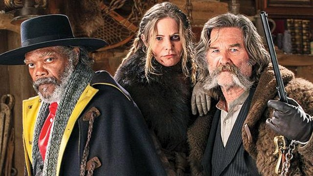 'Hateful Eight' will be amazing and huge — literally — when it opens