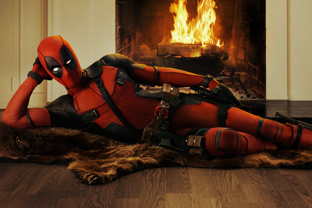 We just saw the first footage of 'Deadpool' and we're psyched
