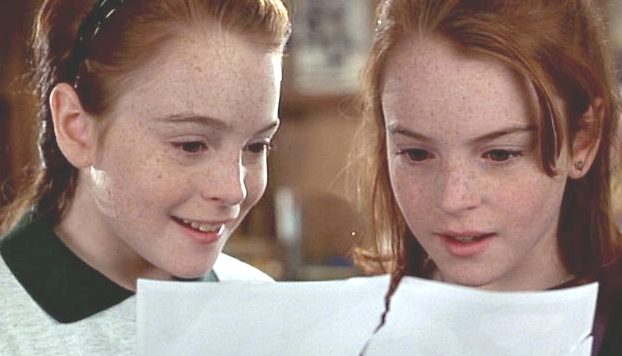 OMG: Pictures of Lindsay Lohan's 'Parent Trap' body double have surfaced and here's what she looks like