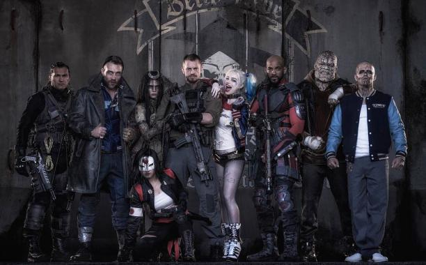 The cast of Suicide Squad sure knows how to take a great group selfie (plus we FINALLY get the trailer!)