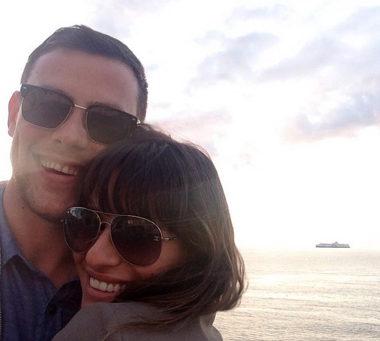 Lea Michele's tribute to Cory Monteith on the two-year anniversary of his death is absolutely beautiful