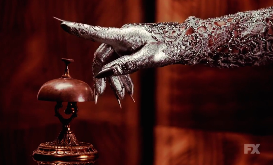 'American Horror Story: Hotel''s teaser is the stuff of nightmares. Plus we have new deets.