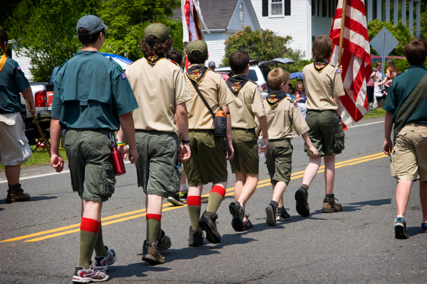 Boy scouts are finally working to end ban on gay leaders