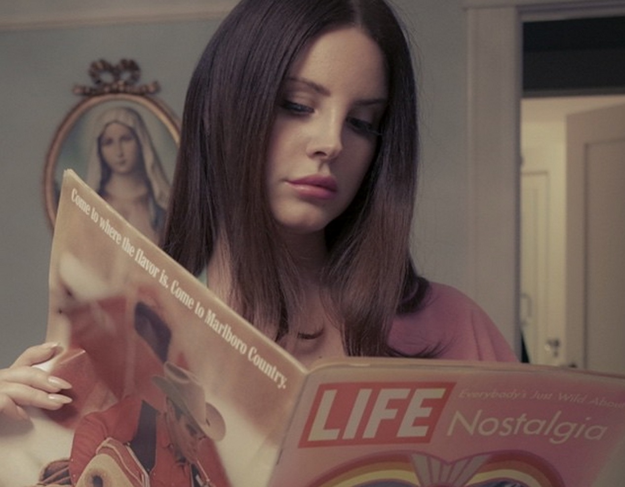 Lana Del Rey's first full song from 'Honeymoon' is here and we're feeling it, big time