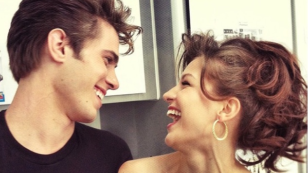The 'Glee' real-life love story we're still swooning over