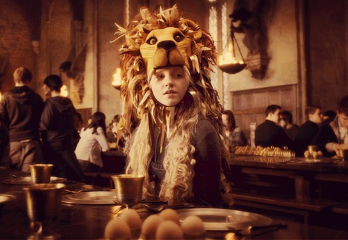 Luna Lovegood explains why you definitely SHOULD audition to be in the new 'Harry Potter' movie