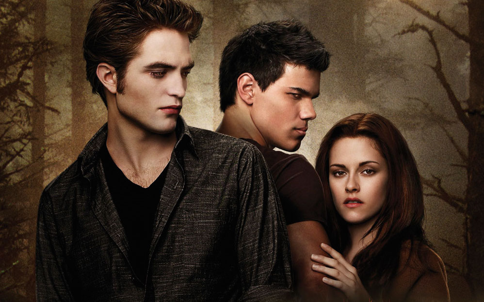 I am not ashamed of my 'Twilight' phase