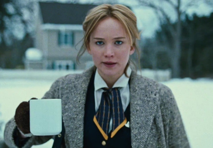 The trailer for Jennifer Lawrence's new movie is exhilarating. Just watch.