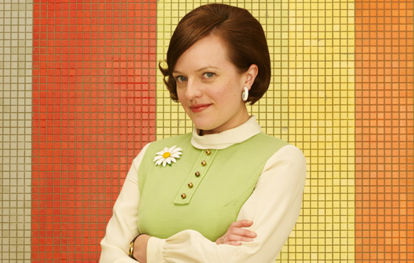 It's the Peggy Olson/Drake mashup we didn't know we needed