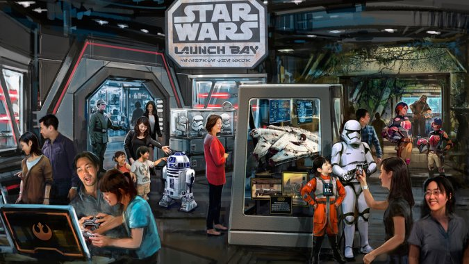 Shanghai's Disneyland is next level awesome (yes, there's a 'Star Wars' park)