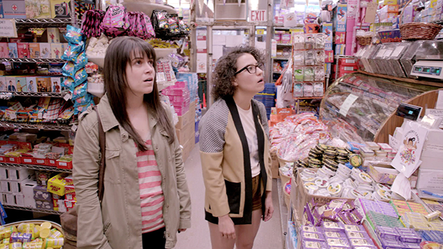 And now we know Abbi and Ilana's '90's friendship inspiration for 'Broad City'