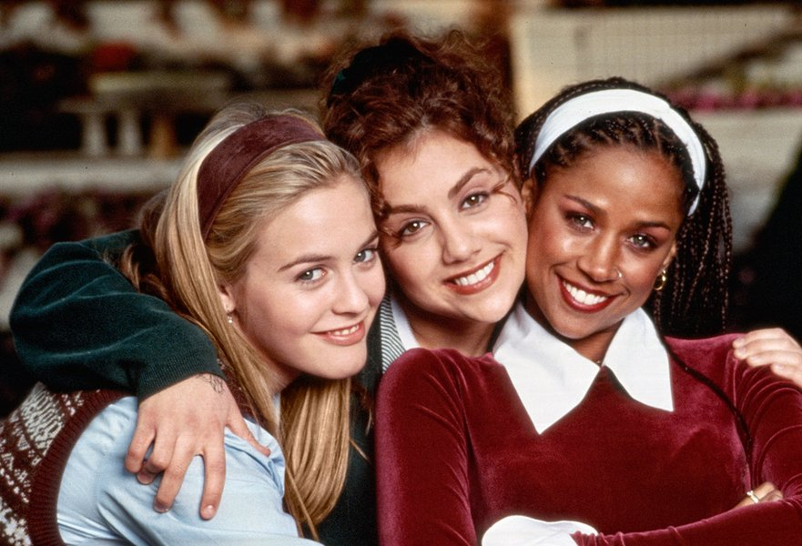 How the ladies of 'Clueless' helped me survive middle school