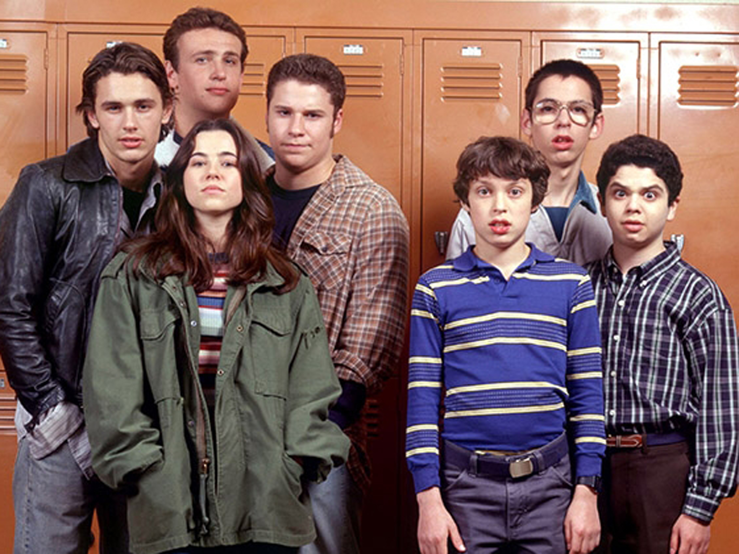 This 'Freaks and Geeks' star is writing the new 'Spider-Man' movie. No bigs.