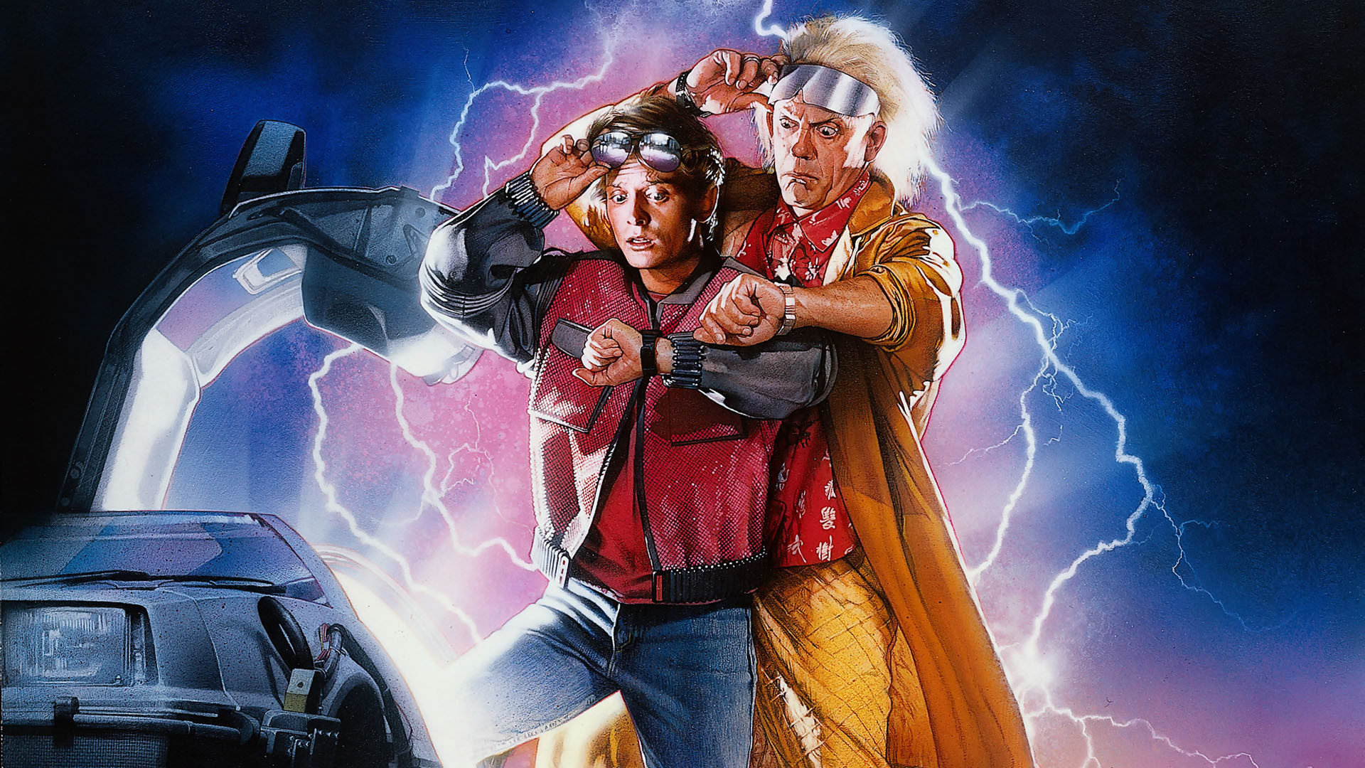 'Back to the Future' is coming back to theaters! Great Scott!