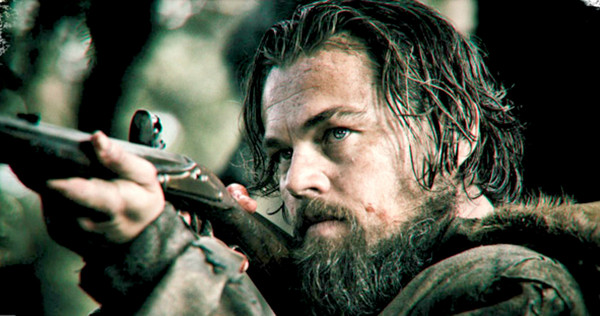 We just saw the trailer for the new Leonardo DiCaprio movie and it looks totally badass