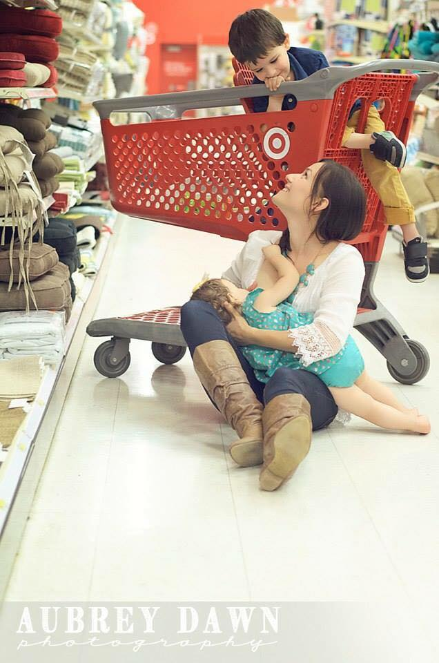 Target's breastfeeding policy is awesome, and we think other stores should take note