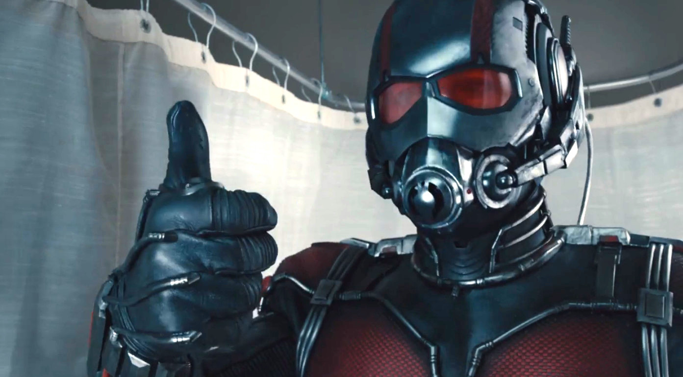 Here's why everyone is talking about that 'Ant-Man' post-credit scene