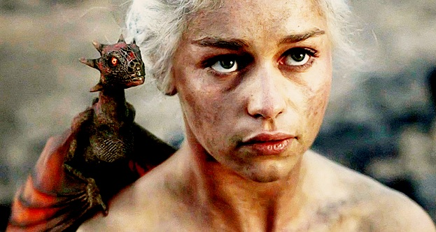 Khaleesi just told us that next season of 'Game of Thrones' is going to 'mental' (!!!!!)