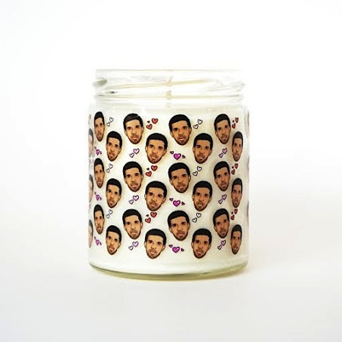 Drake and other heartthrobs on candles will make you swoon