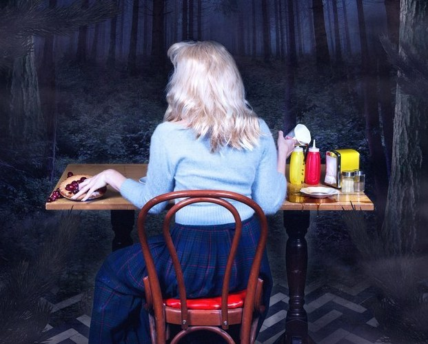 Dying for a slice of cherry pie from this Twin Peaks-themed restaurant
