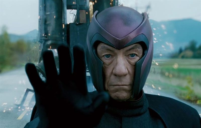 The reason why Ian McKellen almost didn't play Gandalf OR Magneto