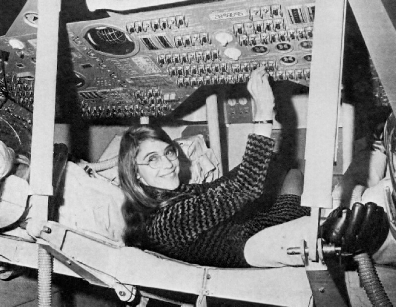 Meet the woman who made the Apollo 11 moon landing happen