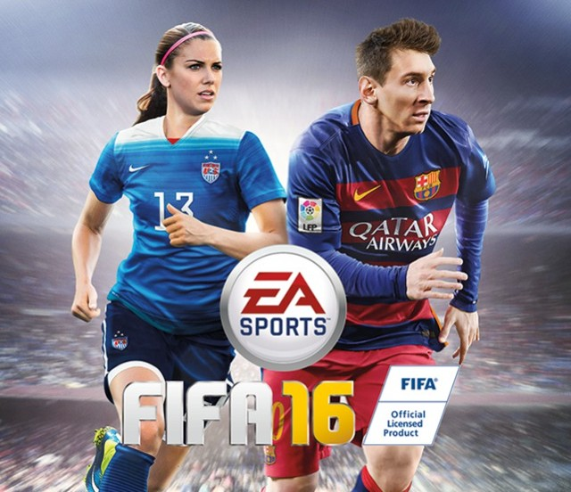 Oh yes to this! The latest FIFA video game is breaking gender barriers