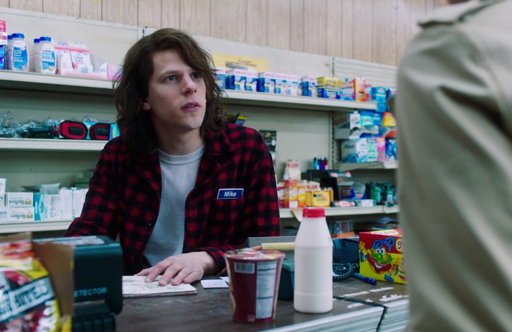 28 thoughts I had while watching the 'American Ultra' trailer