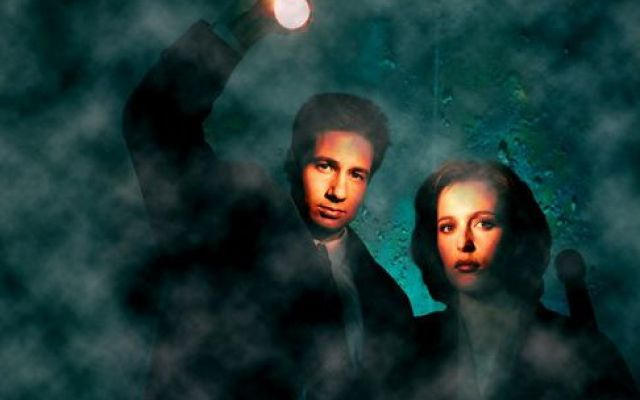These two new agents are joining Scully and Mulder in the 'X-Files' reboot