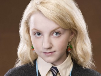 Everything I need to know, I learned from Luna Lovegood