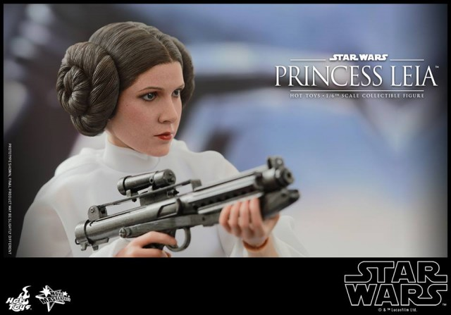 Finally, a Princess Leia toy we are totally on board with