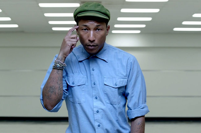Pharrell's 'Freedom' music video is overflowing with beauty and inspiration