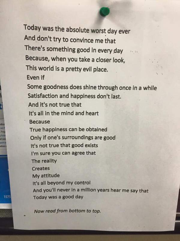 There's a surprise in this teen's brilliant poem, and now it's going viral around the world