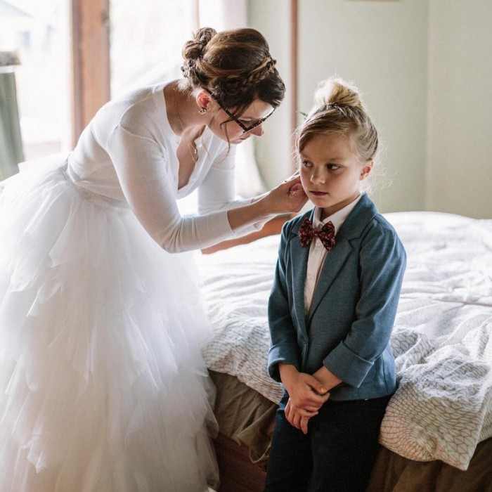 Why everyone is talking about this very special ring bearer