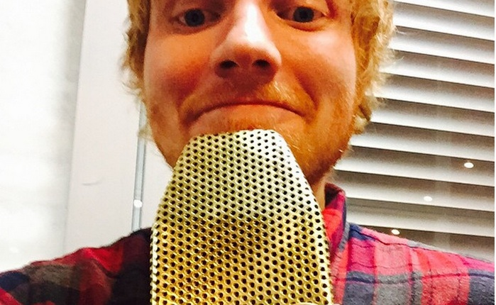 Ed Sheeran just made a huge announcement