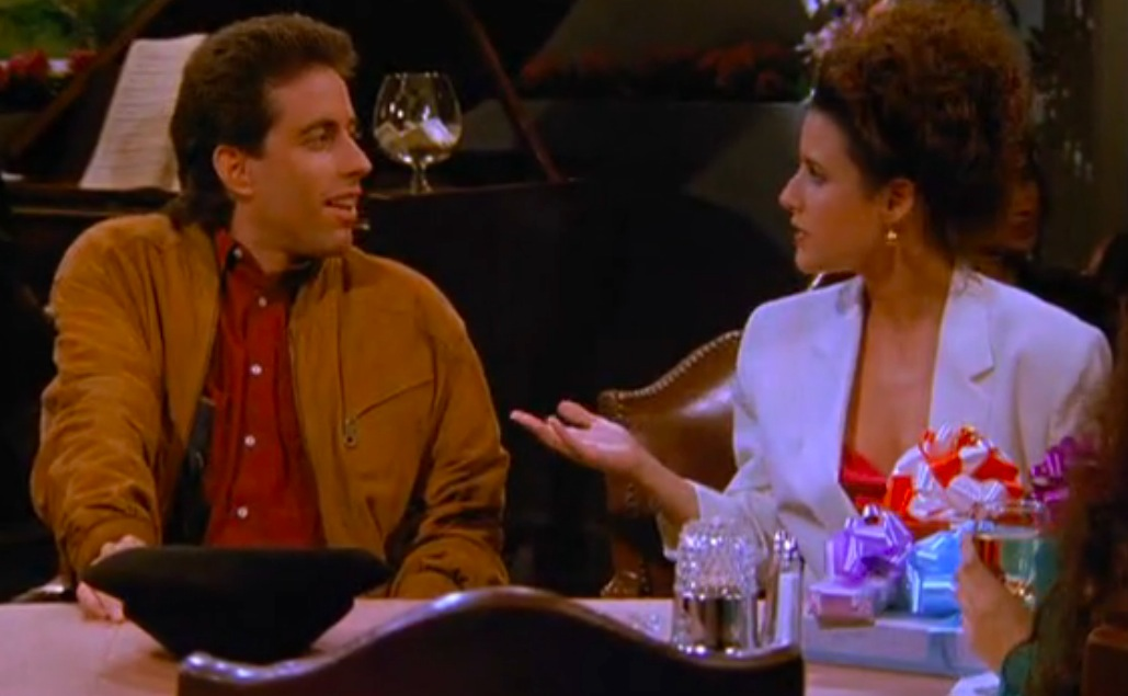 """Lessons I learned from watching """"Seinfeld"""""""