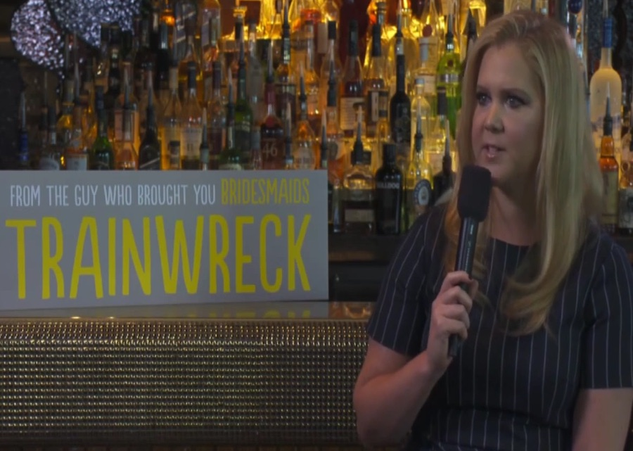 Amy Schumer just shut down a rude interviewer in the best way