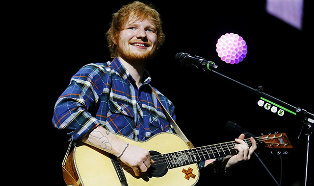 Ed Sheeran just got even sweeter (literally)