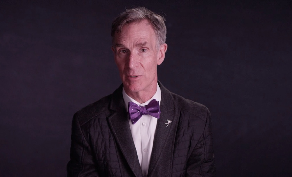 So, we're only hardcore crushing on Bill Nye's mom