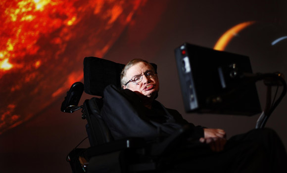 Get your LIFE questions ready. Stephen Hawking is doing an AMA.