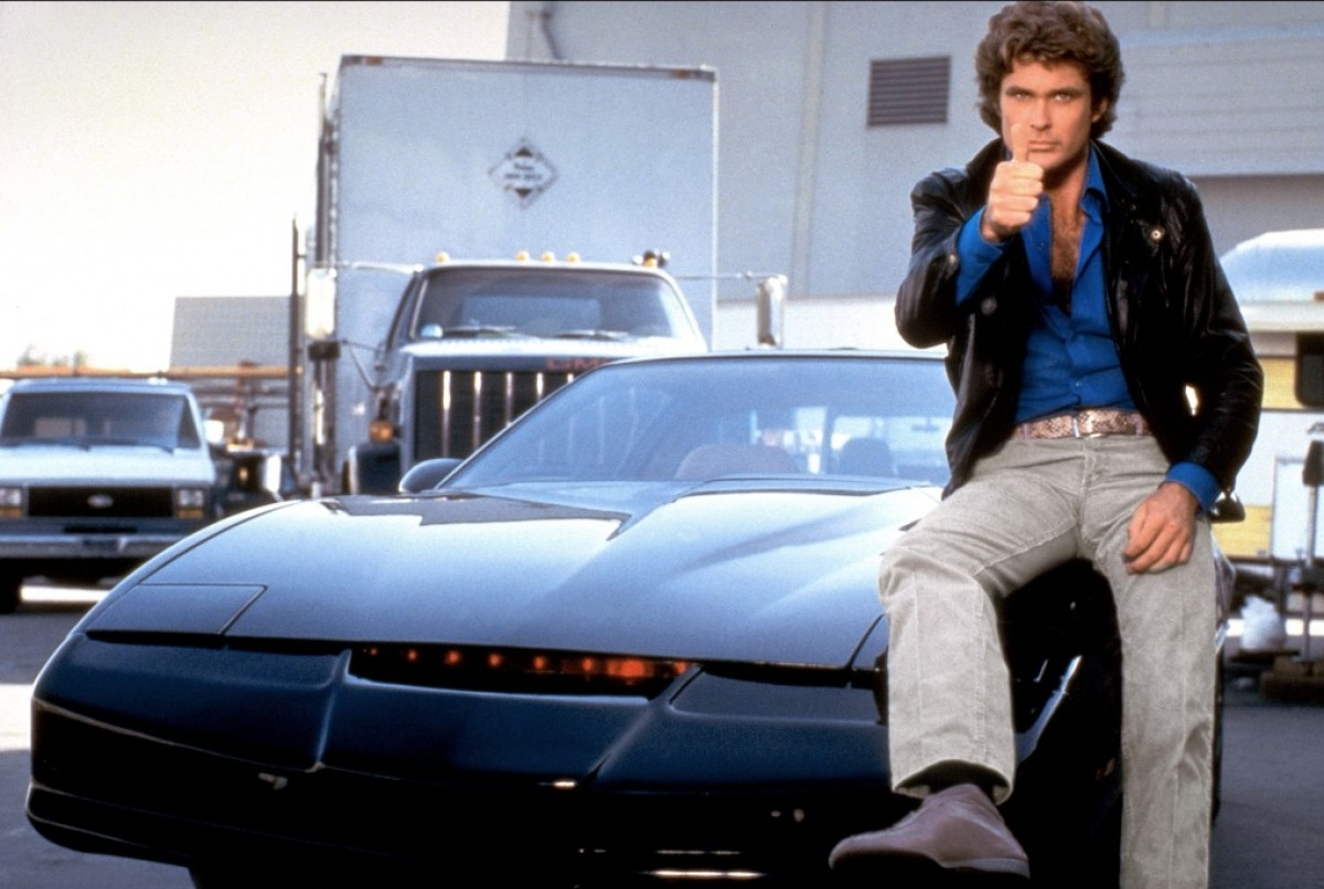 Remember 'Knight Rider'? It's back, sort of.
