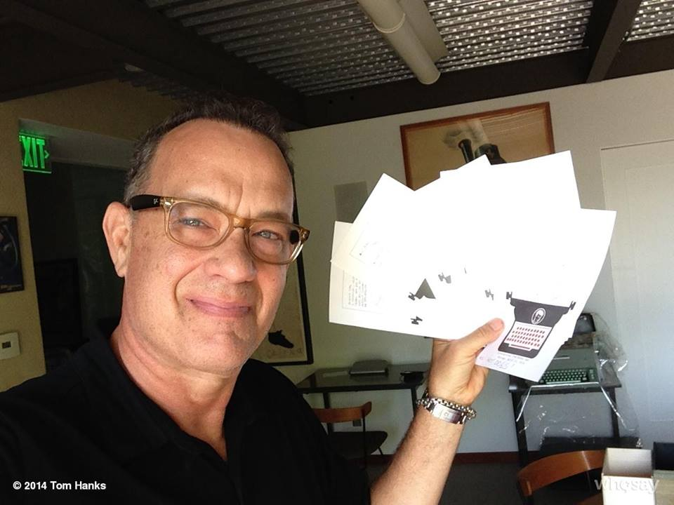This letter from an 18-year-old Tom Hanks will make you love him even more