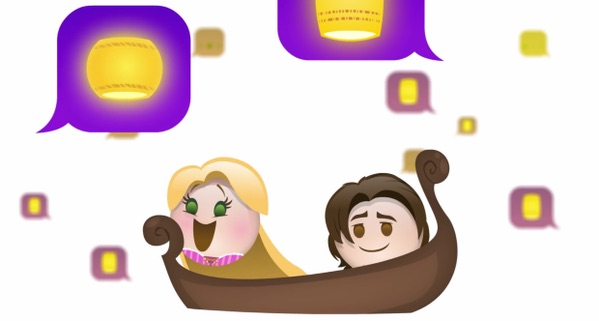 This is Disney's 'Tangled,' told entirely in emojis