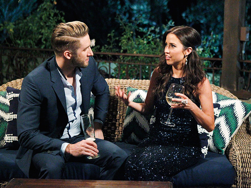 After-after the final rose: 'The Bachelorette' couple bet Jimmy Kimmel $1,000 they'd beat the odds