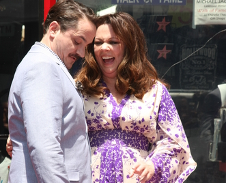 Melissa McCarthy and her husband have a new TV Project and we are SO In