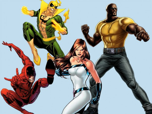 Today in awesome: Netflix is rolling out new Marvel series faster than we even expected