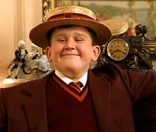 FYI: This is what Dudley Dursley looks like now
